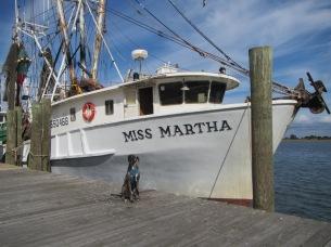 Forrest Gump's shrimp boat