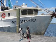 Forrest Gump's boat